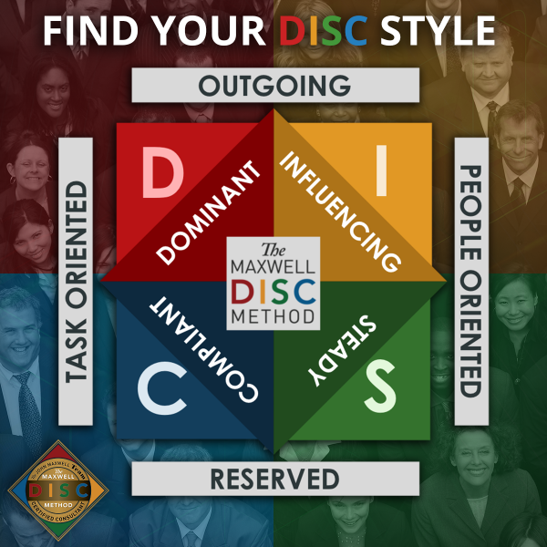 Find your DISC style